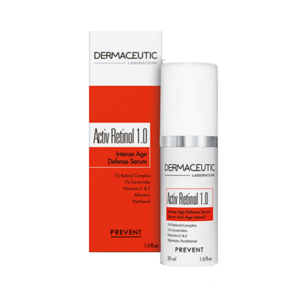 DERMACEUTIC ACTIV RETINOL 1,0, retinoolseerum 1% sisaldusega