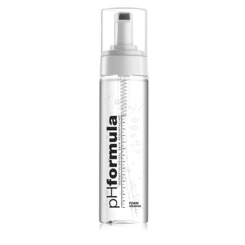 pHformula F.O.A.M CLEANSE näopuhastusvaht eriti tundlikule nahale