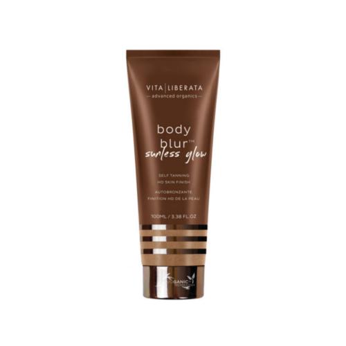 Body Blur Sunless Glow HD Skin Finish, kohene naha viimistleja ja toonija kehale ning näole
