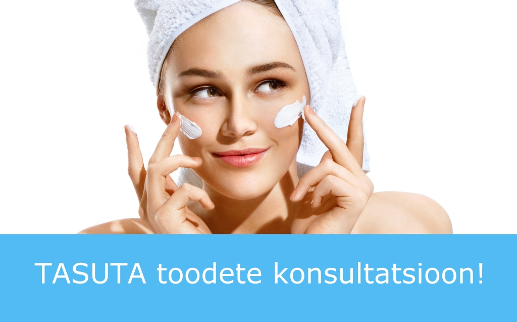 TASUTA toodete konsultatsioon kosmeetik katrin rasmann 2